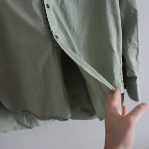 Madewell Tops - Madewell Military Green Button Down